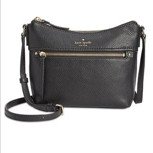 Kate spade pebble leather crossbody